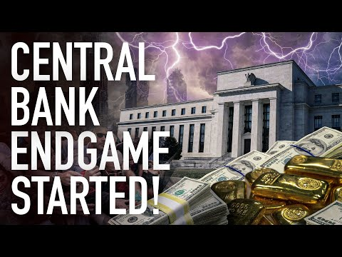 America's Central Banks Are Bracing For An Apocalyptic Endgame As The Everything Bubble Bursts