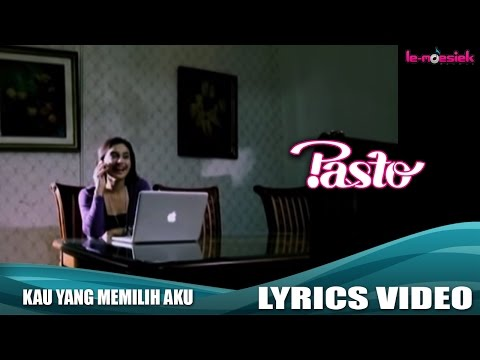 Pasto - Penantian Rahasia (Official Lyric Video)