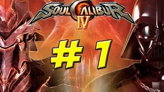 Soul Calibur IV: Part 1