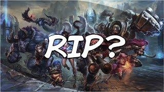 Czy League of Legends Umiera?