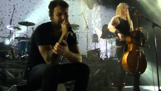 APOCALYPTICA - Dead Men's Eyes - /Live in MINSK /02.12.2015/