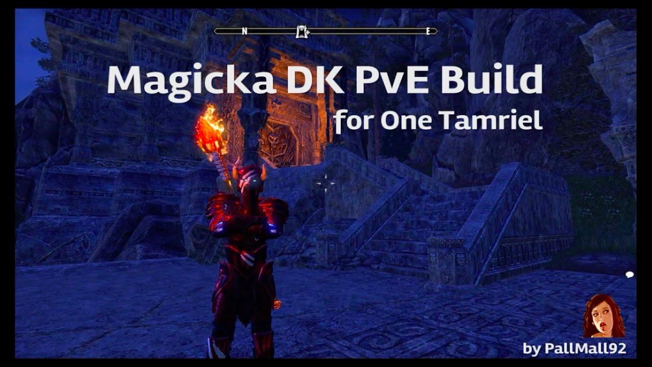 Dragonknight Pve Dps Build