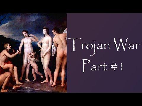 Greek Mythology: Story of Trojan War Part 1