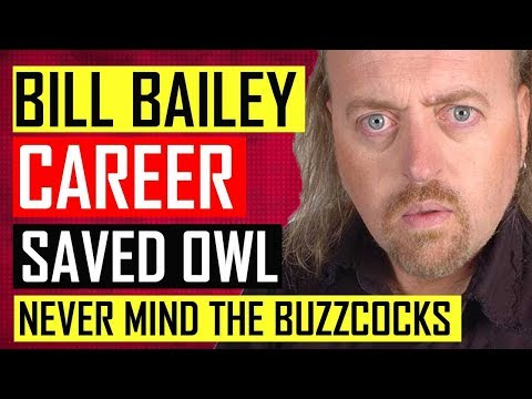 Bill Bailey - CAREER, BUZZCOCKS, WALLACE, POLITICS & NEW SKETCH SHOW