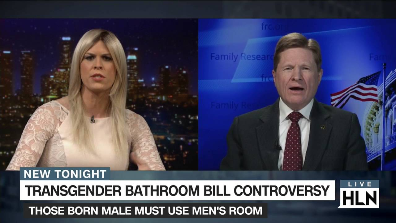 an examination of the controversial bathroom law for transgender people in north carolina Conservative leaders: stop transgenderism transforming american self-government may pose to vulnerable young people who may suffer from north carolina.