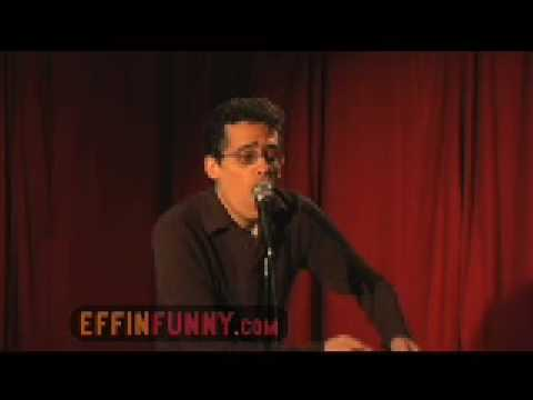 Eric Acosta Effinfunny Stand Up  My True Passion
