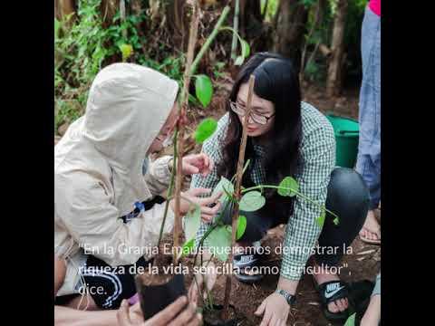 Granja Emaús en Chiangmai, Tailandia || El evangelio, paso a paso 🕊️