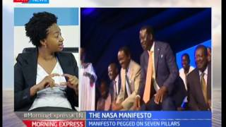 The NASA manifesto : In studio with nominated senator, Agnes Zani