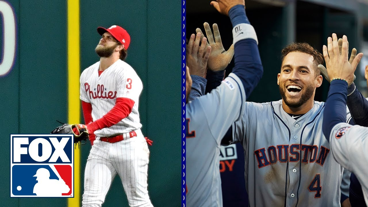 Nick Swisher talks Phillies success and who is the most important Astro | MLB WHIPAROUND
