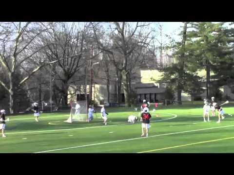Sean Mckee Lacrosse Goalie Highlights 2013