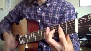久々にギターをハーフダウンチューニングに設定したので、バンプの『sup...
