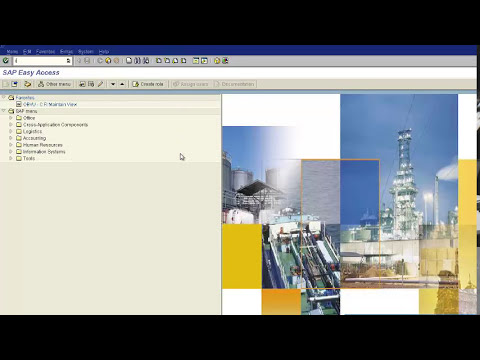 SAP IS Oil & Gas Training Videos