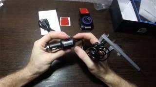 Видеообзор видеорегистратора AutoExpert DVR 872