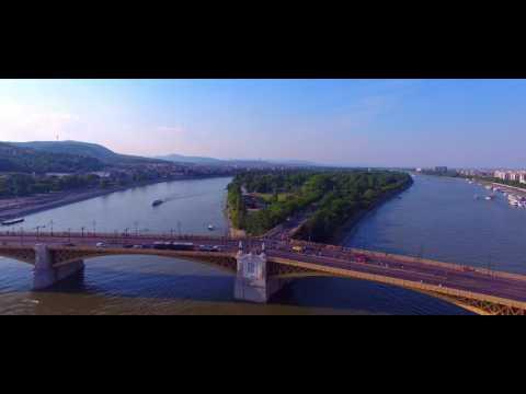 Budapest és Visegrád Madártávlatból