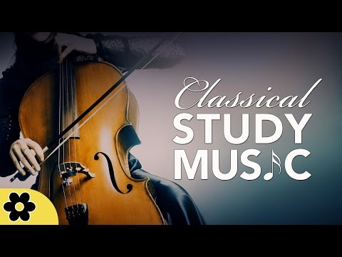 Studying Music,  Relaxing Classical Music, Instrumental Music for Studying, Alpha Waves, ♫E177D