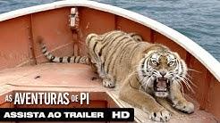 As Aventuras de Pi - Trailer Legendado HD