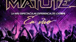 Matute Estrella De Los 80`s Medley En Vivo