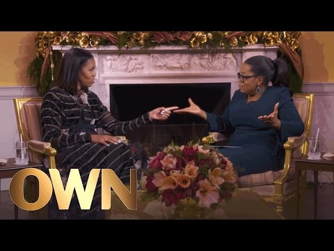 Oprah to First Lady Michelle Obama:
