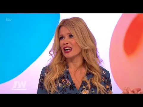 Melinda Messenger on Getting Her Start as a Grid Girl  Loose Women