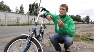 Обзор Велосипеда Stels Pilot 450