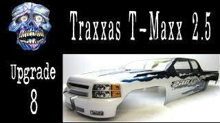 titan t maxx 2 5 level 8 upgrade pro line body