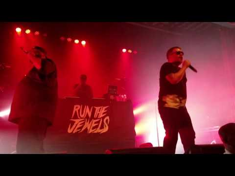 Oh My Darling Don't Cry | Run the Jewels Live @ Marquee Theatre, Tempe, AZ (01/29/17)