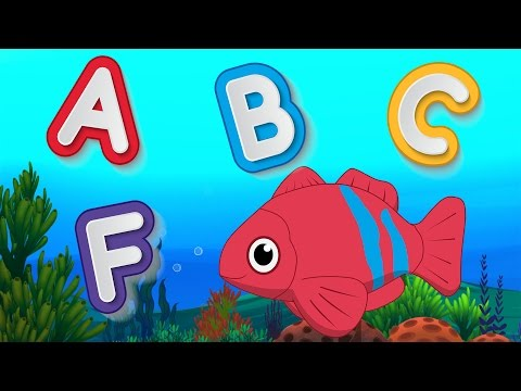 ABC Phonetics Song by FunForKidsTV Nursery Rhymes and Baby Songs - Kindergarten Poems For Children