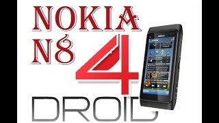 Como ponerle droid al Nokia N8 flasheando con phoenix