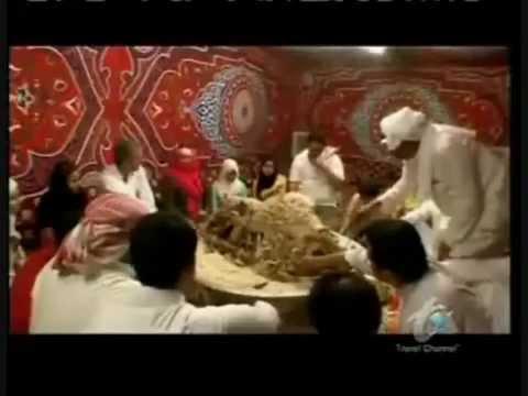 Saudi Arabian Food (Camel)