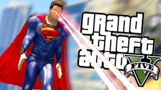 PRAWDZIWY SUPERMAN! | GTA 5 PC MODY