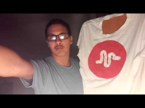 Musical.ly T-shirt | PS4Anthony.2k
