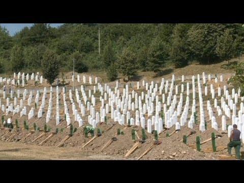 Сребреница, незатихающая боль