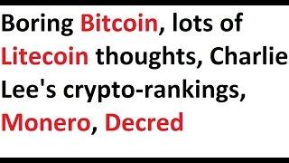 Video Litecoin creator Charlie Lee Talks About Litecoin Bitcoin And Coinbase download MP3, 3GP, MP4, WEBM, AVI, FLV Februari 2018