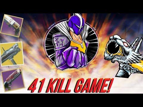 41 KILL IRON BANNER MATCH! WARMIND DLC - DESTINY 2 thumbnail