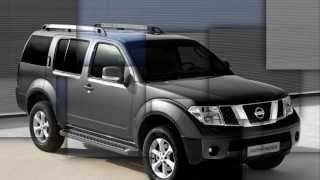 Видео обзор внедорожника Ниссан Патфайндер, Nissan Pathfinder