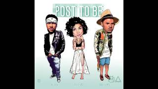 Omarion ft. Chris Brown & Jhene Aiko - Post To Be (squeaky clean)