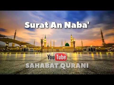 SURAT AN NABA' MERDU - JUARA MUROTTAL ANAK JUZ 30 Dan Murottal Juz Amma Mp3 | Sahabat Qurani