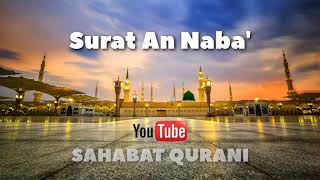 Gambar cover SURAT AN NABA' MERDU - JUARA MUROTTAL ANAK JUZ 30 dan Murottal Juz Amma mp3 | Sahabat Qurani