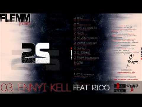 Flemm - Ennyi kell ft. Rico (Official Audio) thumbnail