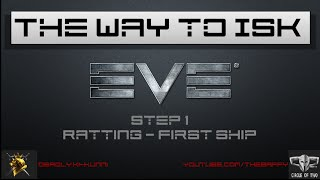 4K EVE Online - The way to ISK Step 1 - First AFK Ratting Ship - Vexor Navy Issue