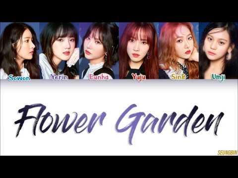 Gfriend ̗¬ìžì¹œêµ¬ Flower Garden ͜˜ë¦¬íœ˜ë¦¬ Lyrics Color Coded Han Rom Eng Youtube