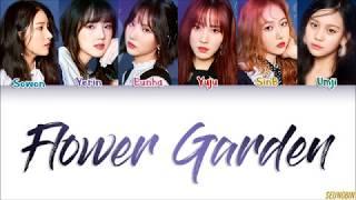 GFRIEND (여자친구) - 'Flower Garden (휘리휘리)' Lyrics [Color Coded HAN ROM ENG]