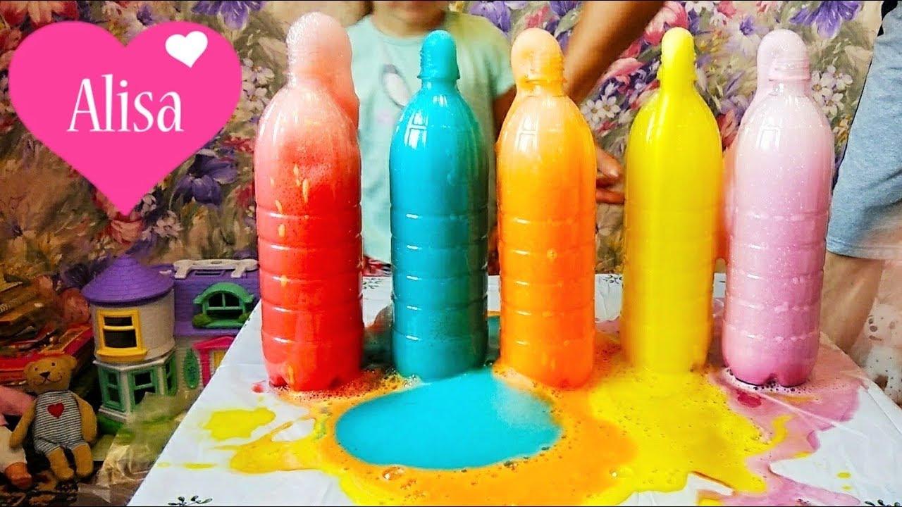 Теплица из пластиковых бутылок 36