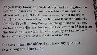 Vermont Legalized Pot However Its Still a Federal Offense