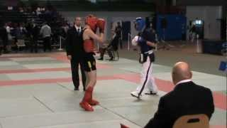 Alexandre Gimalac VS ???? 1/4 de finales Open interdiscipline -68 kg FFKDA