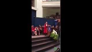 Roberto Benigni Receives Doctorate from University of Toronto- Acceptance Speech