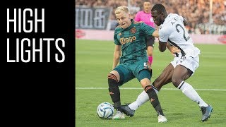 Highlights PAOK - Ajax
