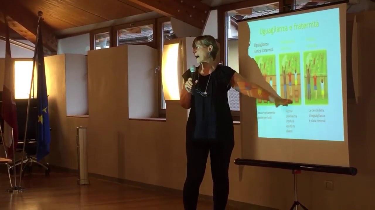 "Lucia Fronza Crepaz - Forum su ""Co-governance"" 02/08/2019"