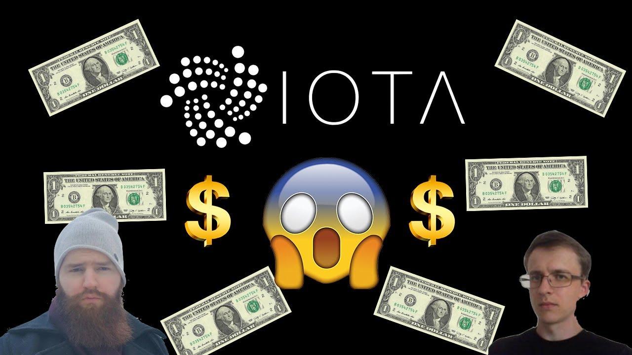 So fragwürdig haben zwei IOTA Mitgründer Millionen verdient 💸 1