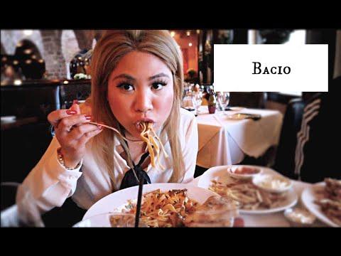 BACIO | ITALIAN RESTAURANT | FOOD BLOG
